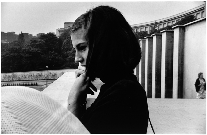 Michèle, Paris 1963
